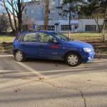 Учебен автомобил Opel Corsa - шофьорски курсове Добрич